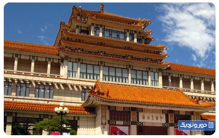 موزه هنر ملی چین
