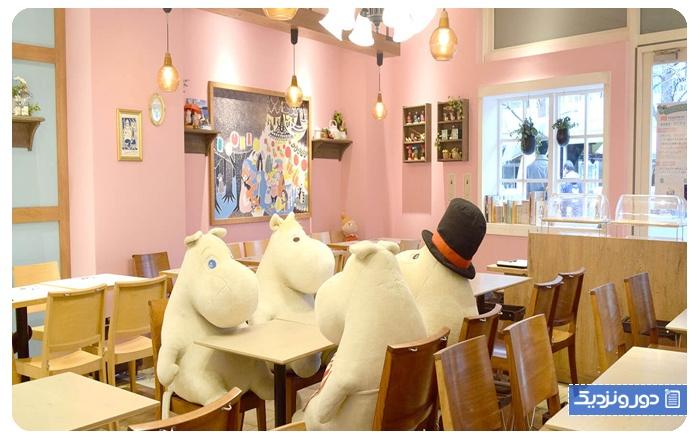کافه قنادی مومین