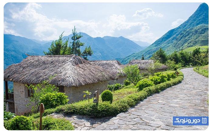آرامش بخشترین هتل دنیا گردش در اطراف