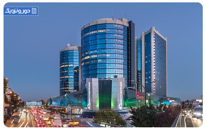 مراکز خرید استانبول آکمرکز Akmerkez