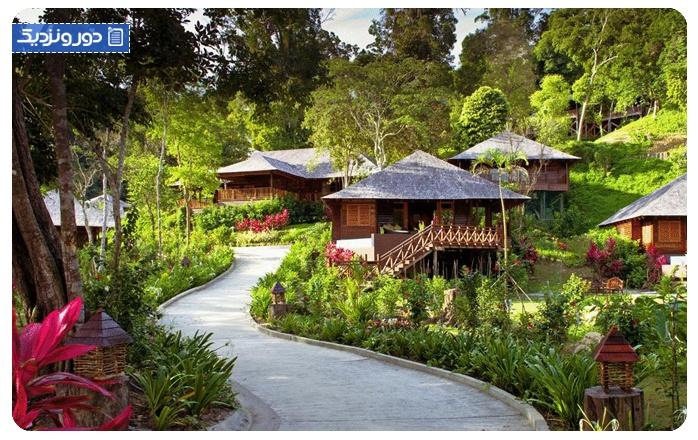 بهترین استراحتگاه های ساحلی مالزی