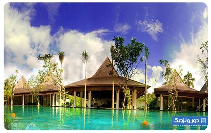 لوکسترین استراحتگاه های بالی