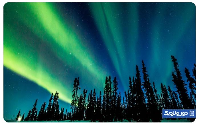 آشنایی با جاذبه های گردشگری کانادا