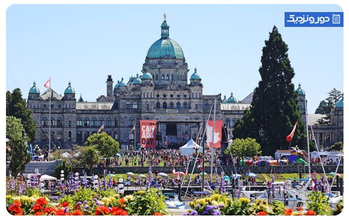 بهترین شهرهای کانادا برای سفرهای انفرادی