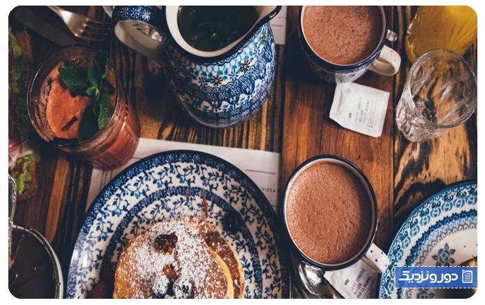 آرتک شکلات بوداپست