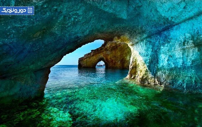 آشنایی با دیدنی ترین غارهای دنیا