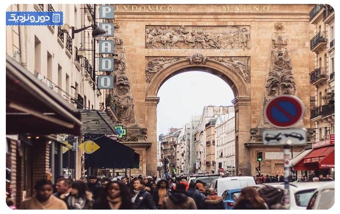 استراسبورگ-سنت دِنیس-پاریس