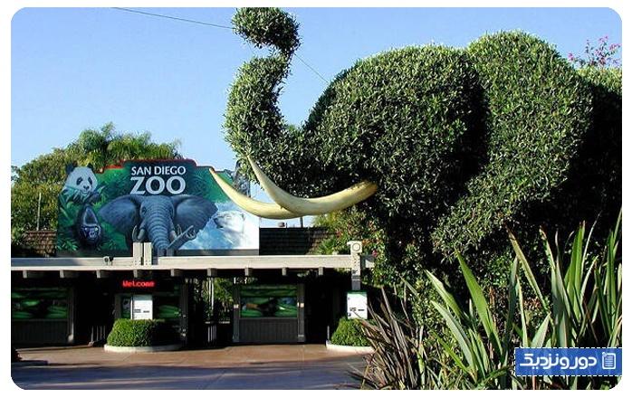 باغ وحش سندیهگو San Diego Zoo