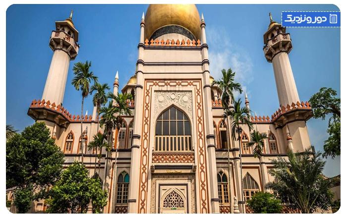 مسجد سنگاپور