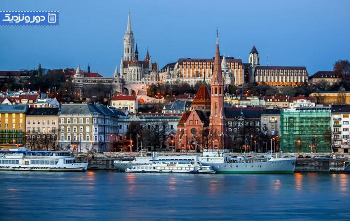 بهترین کافه های بوداپست در مجارستان را بشناسید