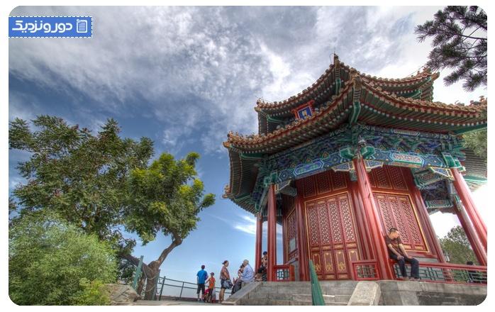 جینگشان پارک پکن