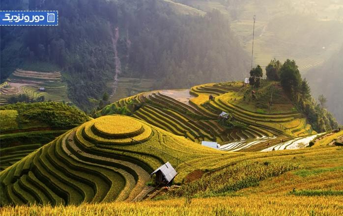 خنک ترین شهرهای آسیا در تابستان