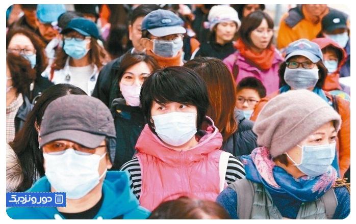 دلایل ماسک زدن در ژاپن