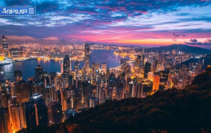 سفر ارزان به هنگ کنگ