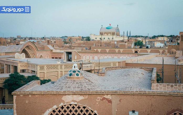 زیباترین شهرهای ایران برای مسافرت