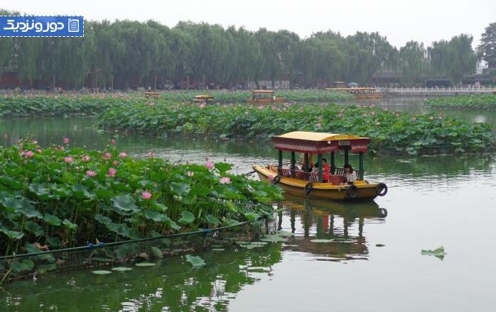 زیباترین پارکهای پکن