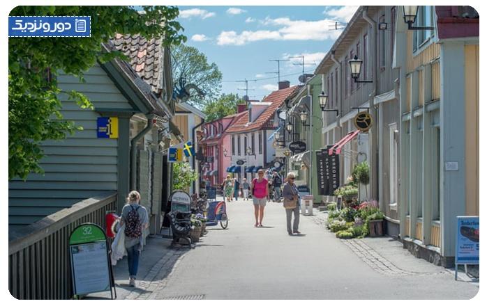 سیگتونا-سوئد