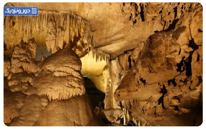 غار کریستالها، مکزیک Cave of the Crystals