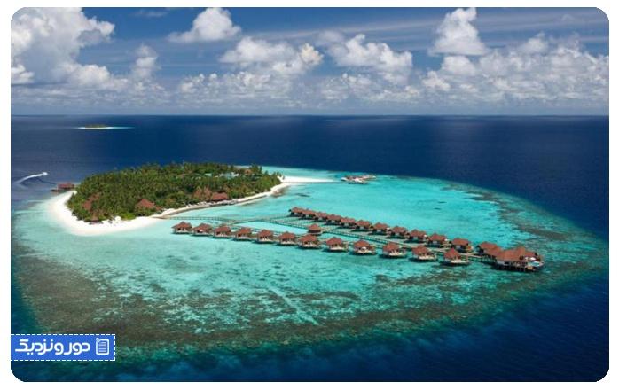 مالدیو، ۳۰۰ کیلومتر مربع - Maldives