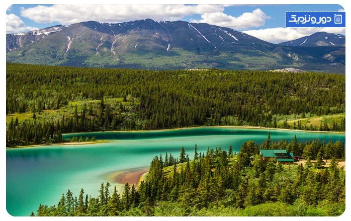 منابع طبیعی فراوان کانادا
