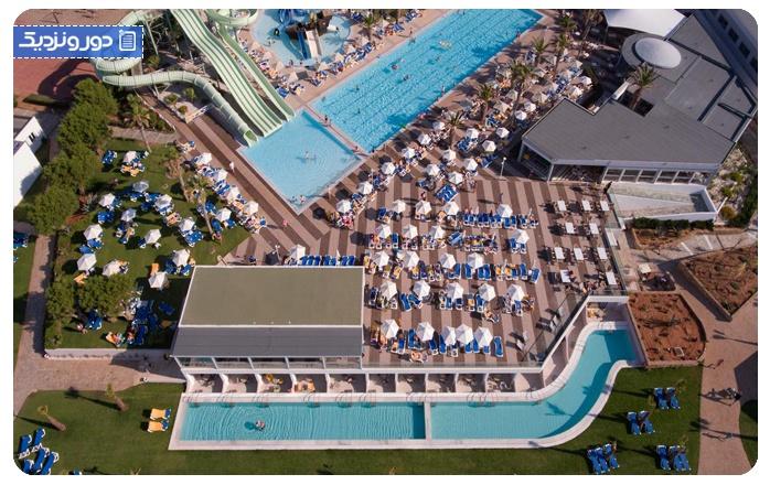 سانی ریزورت Sunny Resort