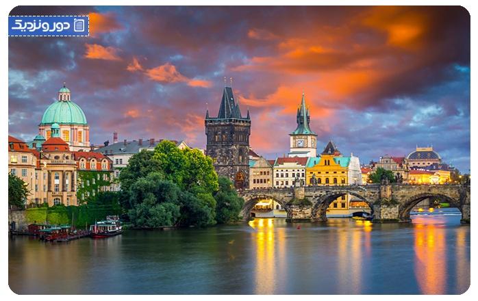 پراگ-جمهوری چک Prague