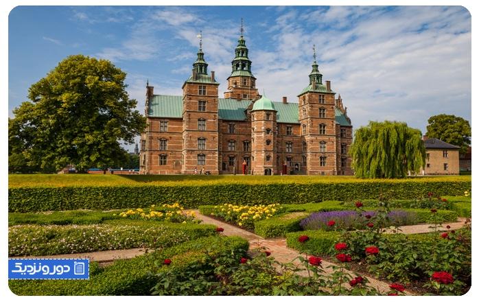 کاخ روزِنبورگ Rosenborg Castle