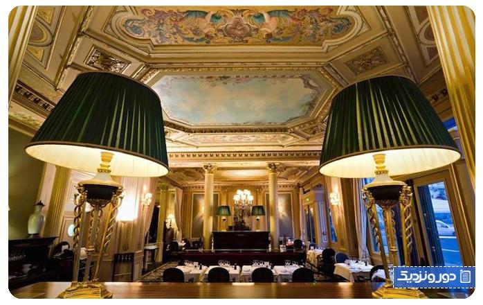 کافه دُولَپه، پاریس