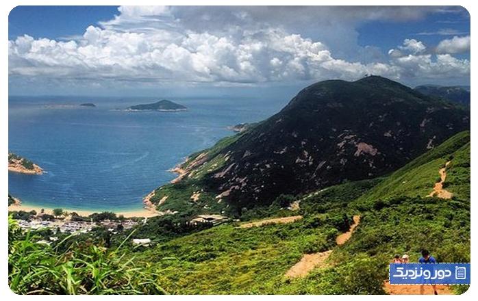کوه نوردی و قدم زدن در هنگ کنگ