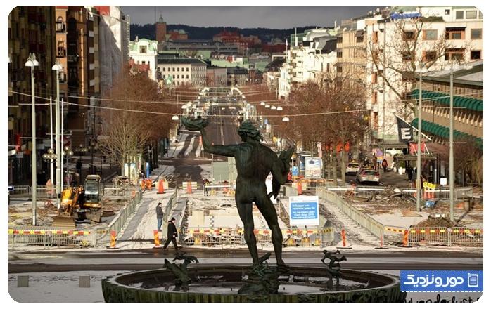 گوتنبرگ-سوئد Gothenburg