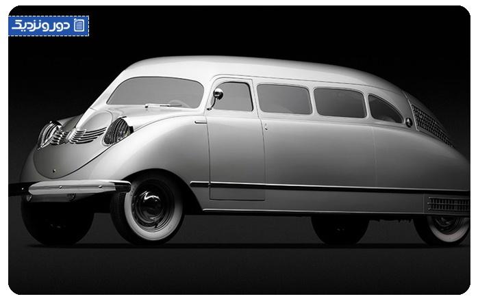 استوت اسکاراب-۱۹۳۶ 1936 Stout Scarab