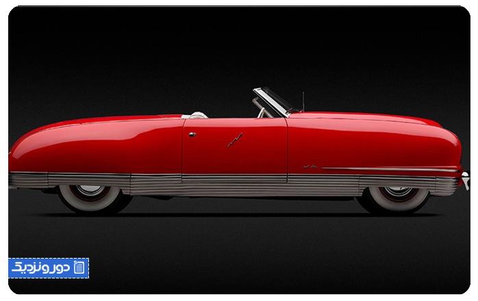 کراسیلر تاندربولت-۱۹۴۱ 1941 Chrysler Thunderbolt