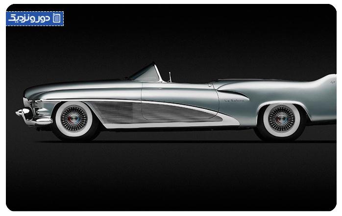 جی.ام.لاسابر-۱۹۵۱ 1951 GM LaSabre