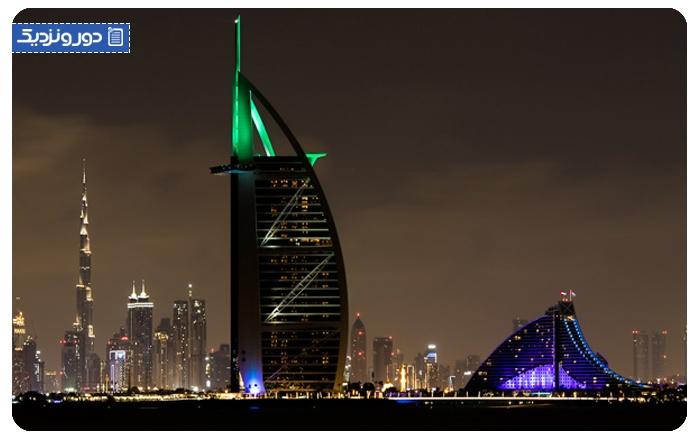 برجالعرب، دوبی Burj Al Arab Hotel