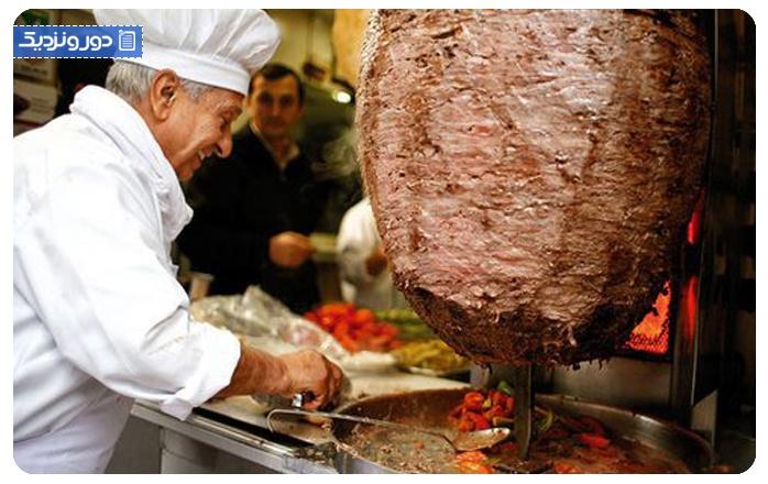 دونر کباب Doner kebab