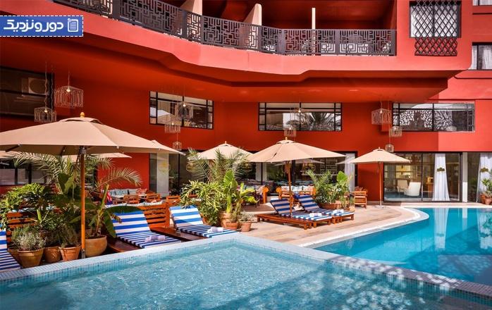 لوکسترین هتلهای دنیا کجا هستند؟