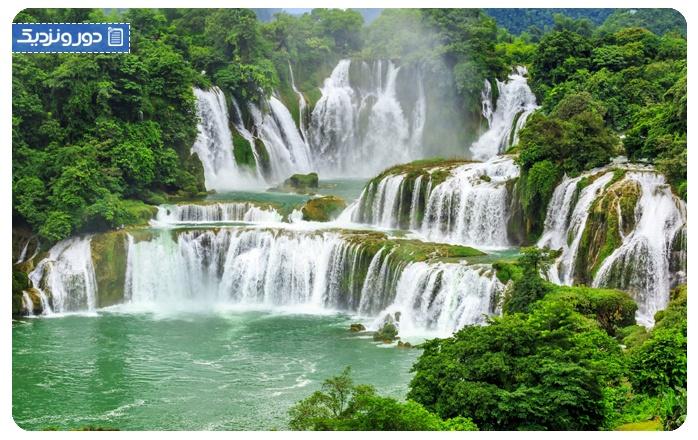 آبشار اَنجِل Angel Falls