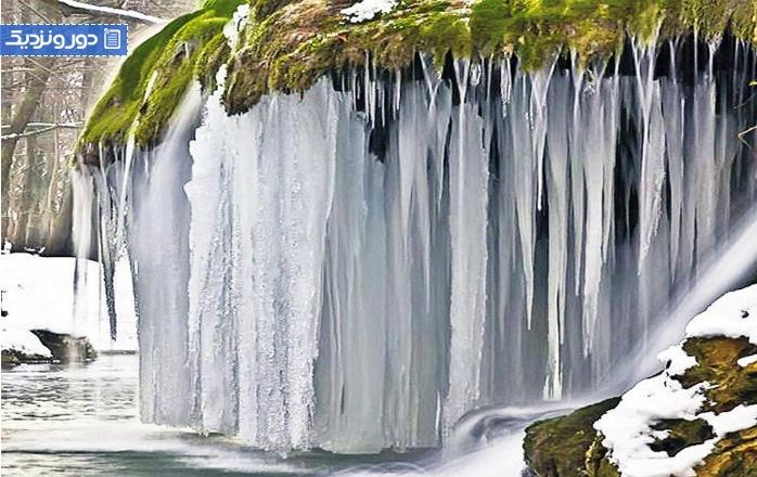 آبشارهای معروف دنیا در چه نقاطی قرار دارند؟