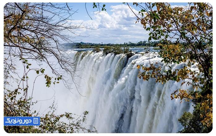 آبشار ویکتوریا Victoria