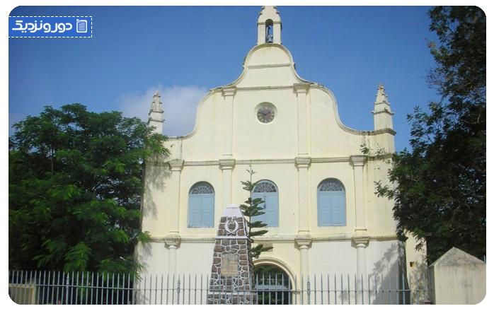 بازدید از کلیسای سنت فرانسیس St. Francis Church