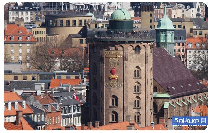 راندتارن Rundetaarn یا برج گرد