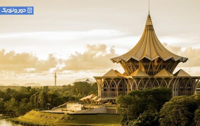 آشنایی با بهترین هتلهای مالزی