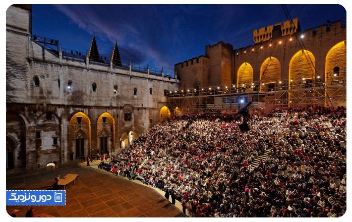 جشنواره-اوینیون-Festival-d'Avignon