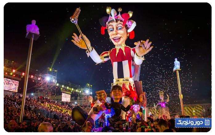 جشنواره-نیس کارناوال های فرانسه