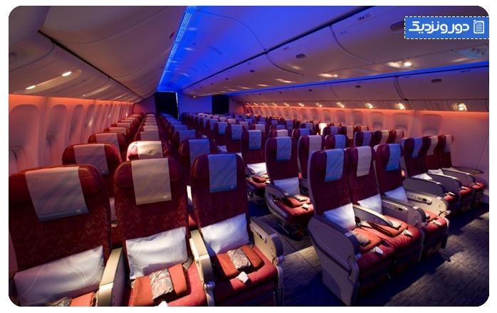 خطوط هوایی قطر Qatar Airways