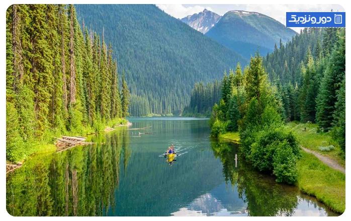 راهنمای-سفر-به-کانادا-در-ماه-جولای