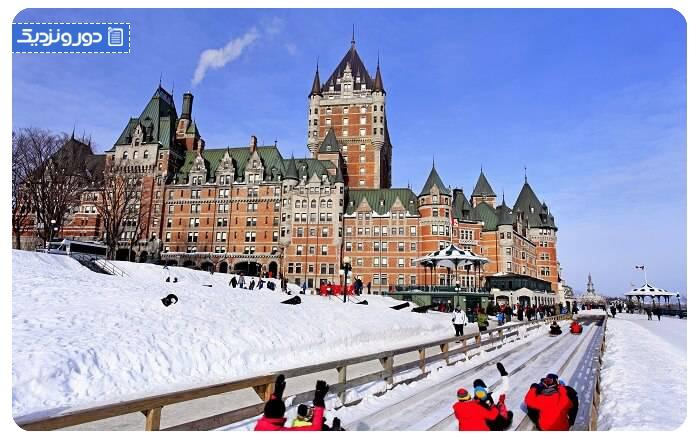 راهنمای-سفر-به-کانادا-در-ژانویه