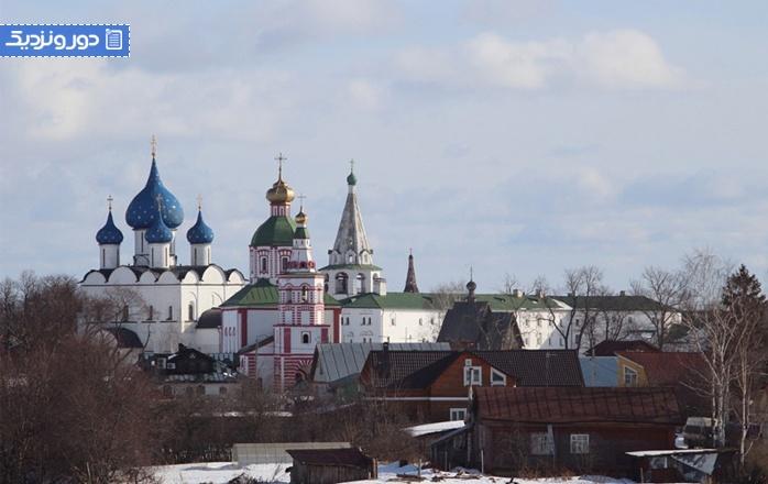 بهترین فصل سفر به روسیه