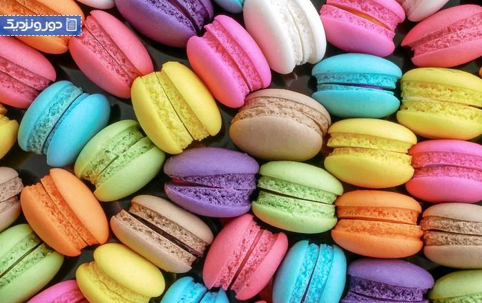 معروفترین شیرینیهای خوشمزه فرانسوی