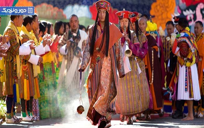 عجیبترین آداب و رسومهای دنیا چیست؟